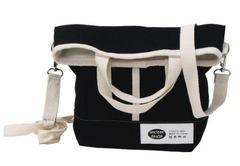 【簡単手作りキット】帆布で作る口折れ2WAYバッグ
