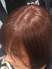 八染草彩 明るめピンクの白髪染め キャンペーン