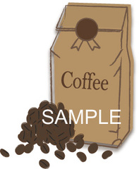 No363 カフェ コーヒー豆