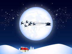 No1080 クリスマスの夜