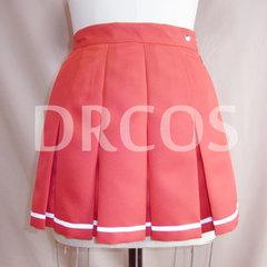 12ボックスプリーツスカート Lサイズ【ダウンロード型紙】