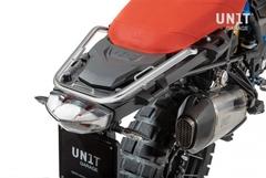 UNIT GARAGE REAR HANDLE FOR RALLYE SEAT IN INOX