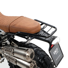 REAR LUGGAGE RACK WITH PASSENGER GRIP