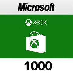 Xboxプリペイドカード(1,000円)