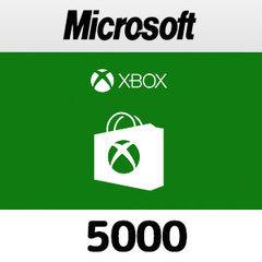 Xboxプリペイドカード(5,000円)