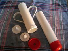 家庭用チュロス用搾り出し器
