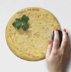スペイン風オムレツ マウスパット