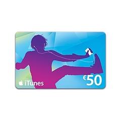 スペイン iTunes カード 50