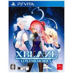 XBLAZE LOST:MEMORIES【PS Vitaゲームソフト】