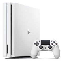 PlayStation 4 Pro グレイシャー・ホワイト 1TB (CUH-7000BB02)