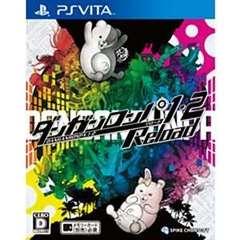 ダンガンロンパ 1・2 Reload【PS Vitaゲームソフト】