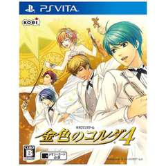 金色のコルダ4 通常版【PS Vitaゲームソフト】