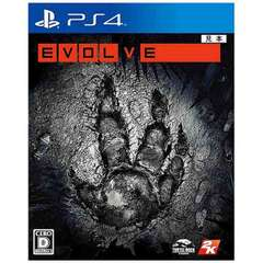 Evolve【PS4ゲームソフト