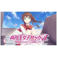 高円寺女子サッカー3 ~恋するイレブン いつかはヘブン~【3DSゲームソフト】