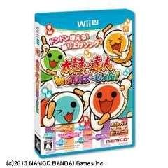 太鼓の達人 Wii Uば~じょん!(ソフト単品版)【Wii Uゲームソフト】