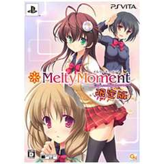 MeltyMoment 限定版【PS Vitaゲームソフト】