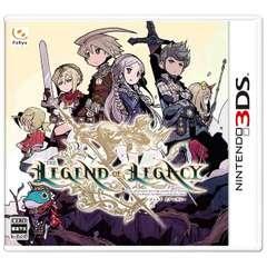 レジェンド オブ レガシー【3DSゲームソフト】