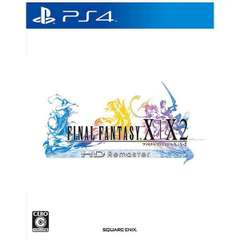 FINAL FANTASY X/X-2 HD Remaster【PS4ゲームソフト】