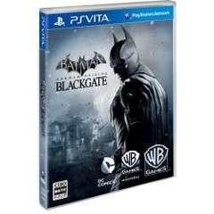バットマン:アーカム・ビギンズ ブラックゲート【PS Vitaゲームソフト】