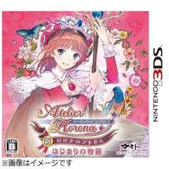 新・ロロナのアトリエ はじまりの物語 ~アーランドの錬金術士~ 通常版【3DSゲームソフト】