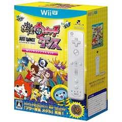 妖怪ウォッチダンス JUST DANCE(R) スペシャルバージョン Wiiリモコンプラスセット【Wii Uゲームソフト】