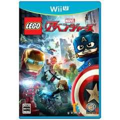 LEGO(R)マーベル アベンジャーズ【Wii Uゲームソフト】