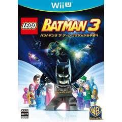 LEGO(R) バットマン3 ザ・ゲーム ゴッサムから宇宙へ【Wii Uゲームソフト】