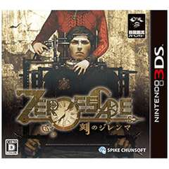 ZERO ESCAPE 刻のジレンマ【3DSゲームソフト】