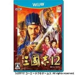 三國志12【Wii Uゲームソフト】