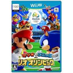マリオ&ソニック AT リオオリンピックTM【Wii Uゲームソフト】