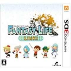 ファンタジーライフ LINK!【3DSゲームソフト】