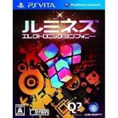 ルミネス エレクトロニック シンフォニー【PS Vitaゲームソフト】