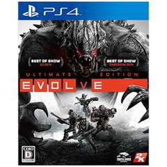 EVOLVE Ultimate Edition【PS4ゲームソフト】