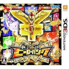 ヒーローバンク【3DSゲームソフト】