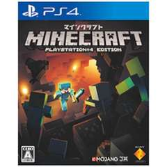 Minecraft: PlayStation 4 Edition【PS4ゲームソフト】