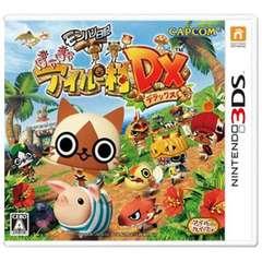 モンハン日記 ぽかぽかアイルー村DX【3DSゲームソフト】