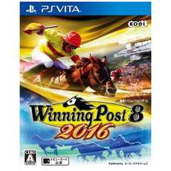 Winning Post 8 2016【PS Vitaゲームソフト】