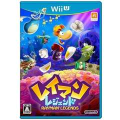 レイマン レジェンド【Wii Uゲームソフト】