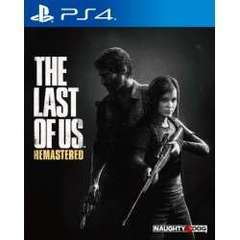 The Last of Us Remastered【PS4ゲームソフト】