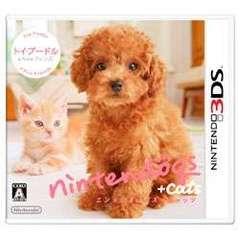 nintendogs + cats トイ・プードル&Newフレンズ【3DSゲームソフト】