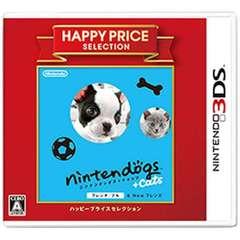ハッピープライスセレクション nintendogs + cats フレンチ・ブル&Newフレンズ【3DSゲームソフト】