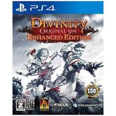 ディヴィニティ:オリジナル・シン エンハンスド・エディション【PS4ゲームソフト】