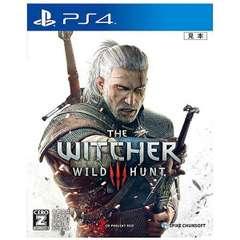 ウィッチャー3 ワイルドハント【PS4ゲームソフト】