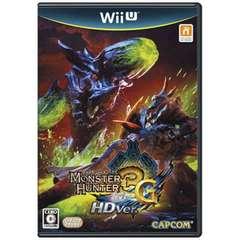 モンスターハンター3(トライ)G HD Ver.【Wii Uゲームソフト】