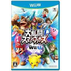 大乱闘スマッシュブラザーズ for Wii U【Wii Uゲームソフト】