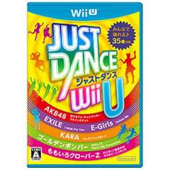 JUST DANCE Wii U【Wii Uゲームソフト】