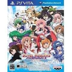 超ヒロイン戦記【PS Vitaゲームソフト】