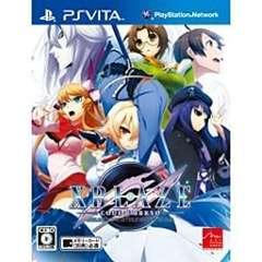 XBLAZE CODE:EMBRYO【PS Vitaゲームソフト】