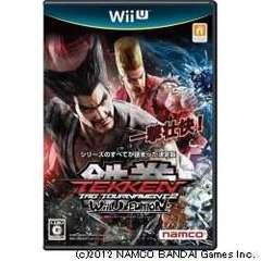 鉄拳タッグトーナメント2 Wii U EDITION【Wii Uゲームソフト】