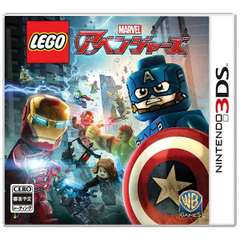 LEGO(R)マーベル アベンジャーズ【3DSゲームソフト】